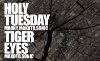 "HEDIGI004: DJ Marky , Makoto & Sonic ""Holy Tuesday"" / Makoto & Sonic ""Tiger Eyes &# […]"