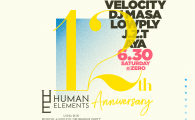 "Human Elements ""12th Anniversary"" 06.30.2018 (Sat) @ Zero, Aoyama, Tokyo Facebook Evenet Page Line […]"